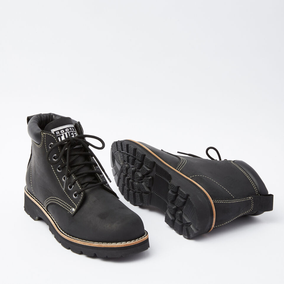 Roots-undefined-Botte Tuff cuir Gaucho pour hommes-undefined-E