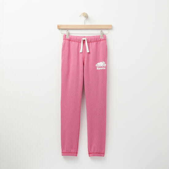 Roots - Girls Cozy Slim Sweatpant RTS