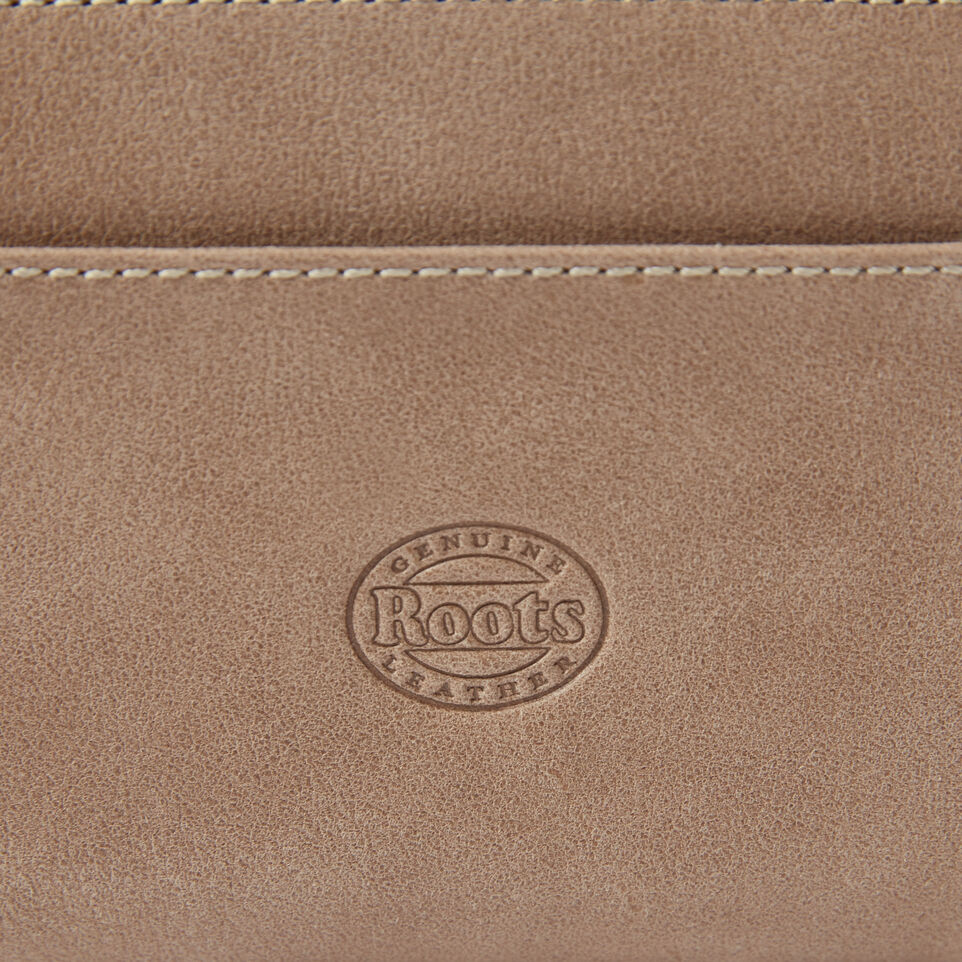 Roots-undefined-Zip Around Wallet Tribe-undefined-F