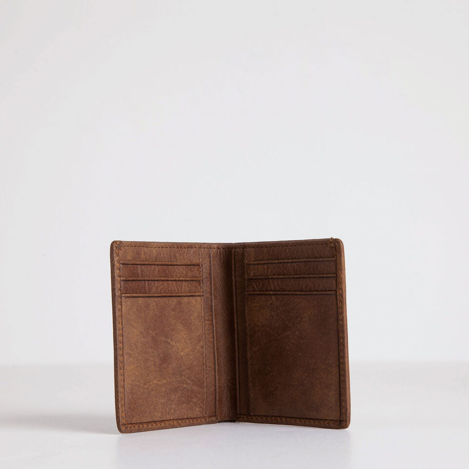 Roots-undefined-Front Pocket Wallet Tribe-undefined-D