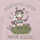 Roots-undefined-Tout-Petits T-shirt Expert Fleurs Sauvages-undefined-C