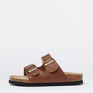Roots - Mens Natural 2 Strap Tribe