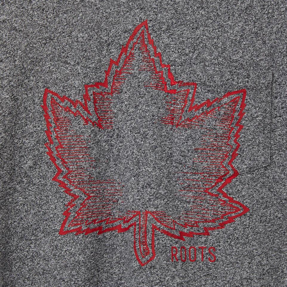 Roots-undefined-Garçons T-shirt Poche Sentier Poivre-undefined-C