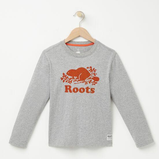Garçons T-shirt Man Lng Cooper Beaver