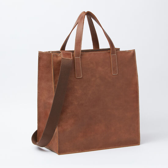 Roots-Women Totes-Weekend Tote Tribe-Africa-A