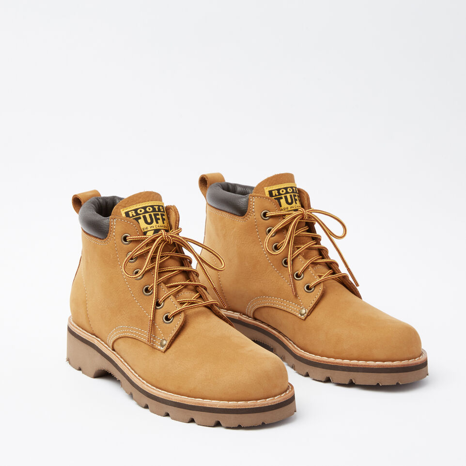 Roots-undefined-Botte Tuff cuir Waterbuck pour hommes-undefined-B