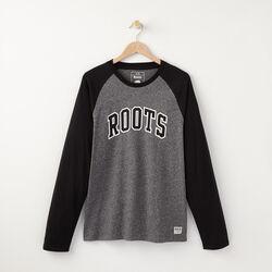 Roots - T-shirt baseball à manches longues