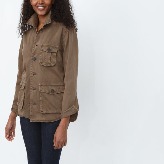 Roots - Bonfire Shirt Jacket