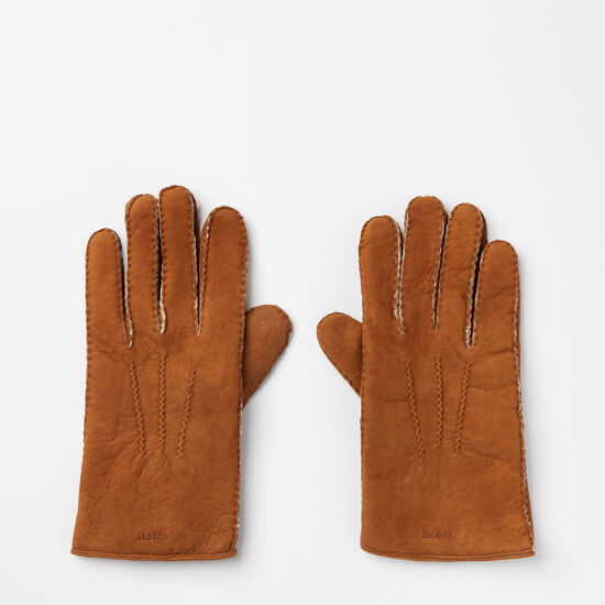Roots - Mens Sheepskin Glove