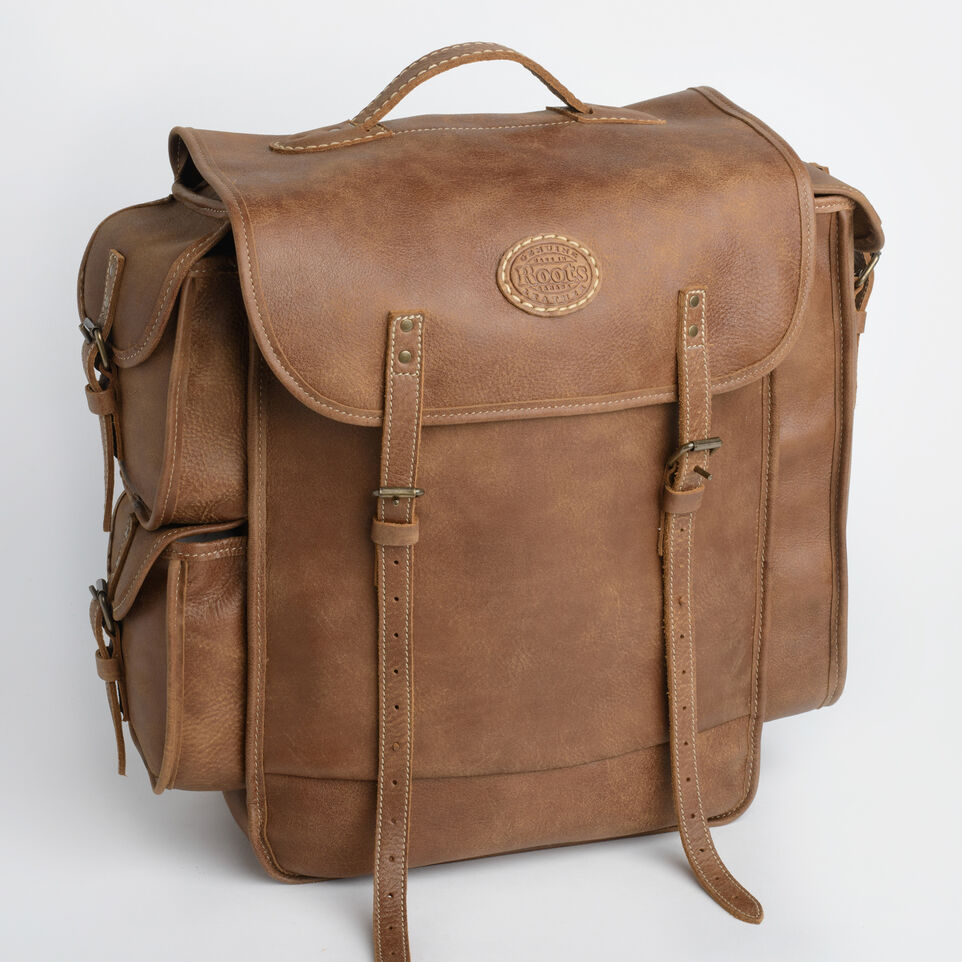 Roots-undefined-Sac Omer En Cuir Tribe-undefined-A