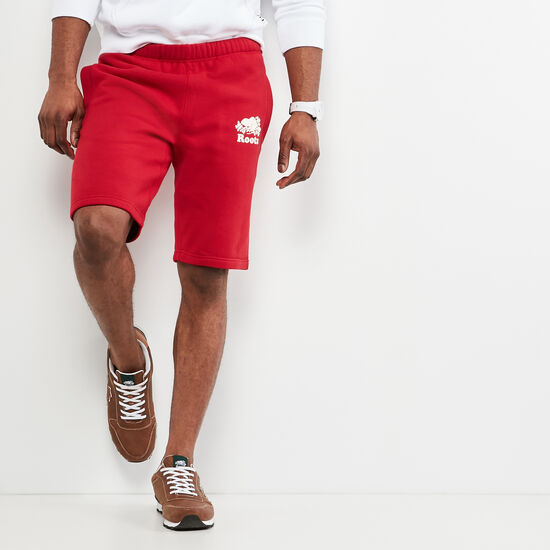 Roots-Men Shorts-Original Sweatshort-Sage Red-A