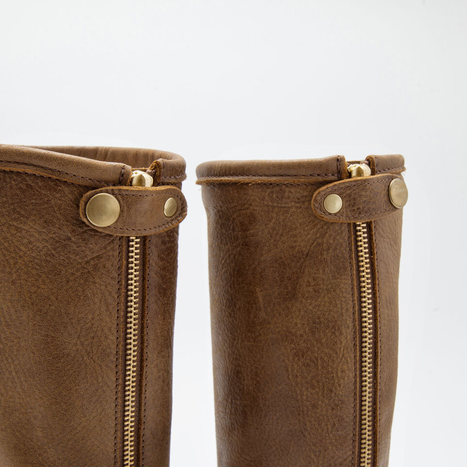 Roots-undefined-Botte Équestre Cuir Tribe-undefined-E