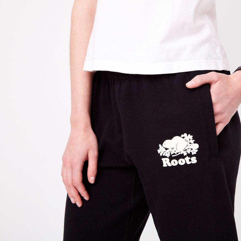 Roots-undefined-Pantalon Cot Ouaté Original-undefined-C