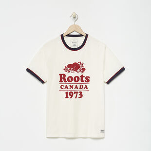 Roots - Summer Camp Double Ringer T-shirt