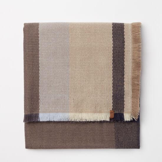 Roots-Women Accessories-Katelyn Blanket Scarf-Starnight Blue-A