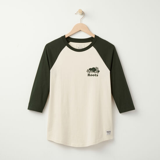 Roots - New Eve Baseball T-shirt