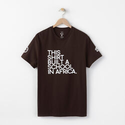 Roots - H Build A School In Africa Tee
