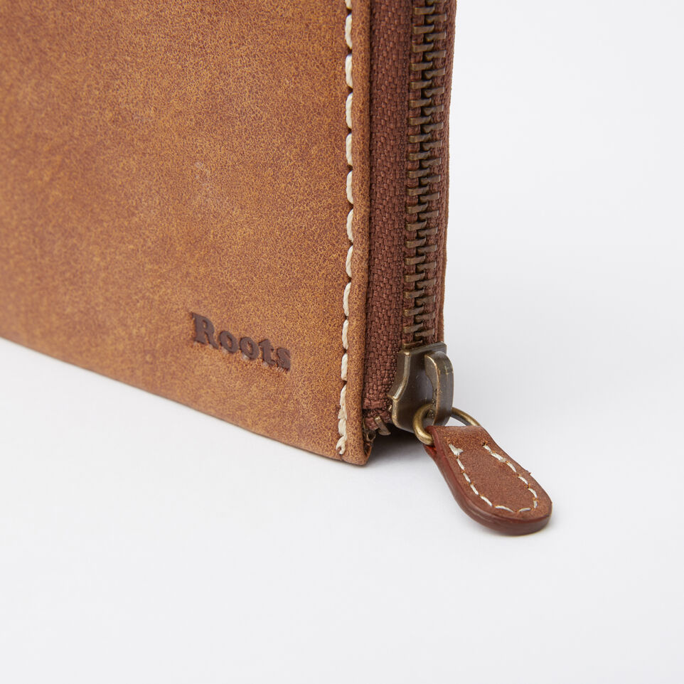 Roots-undefined-Mens Half Zip Wallet Tribe-undefined-E
