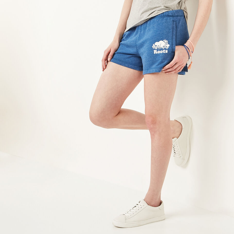 Roots-undefined-Short Coton Ouaté Original-undefined-A