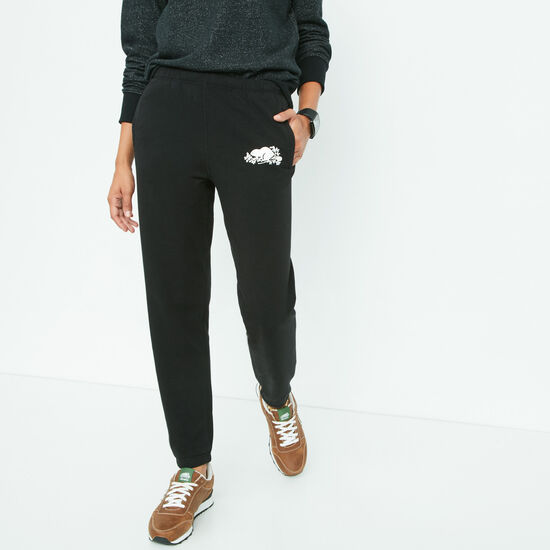 Cozy Fleece Slim Sweatpant