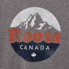 Roots-undefined-Garçons T-shirt Montagne Cooper-undefined-C