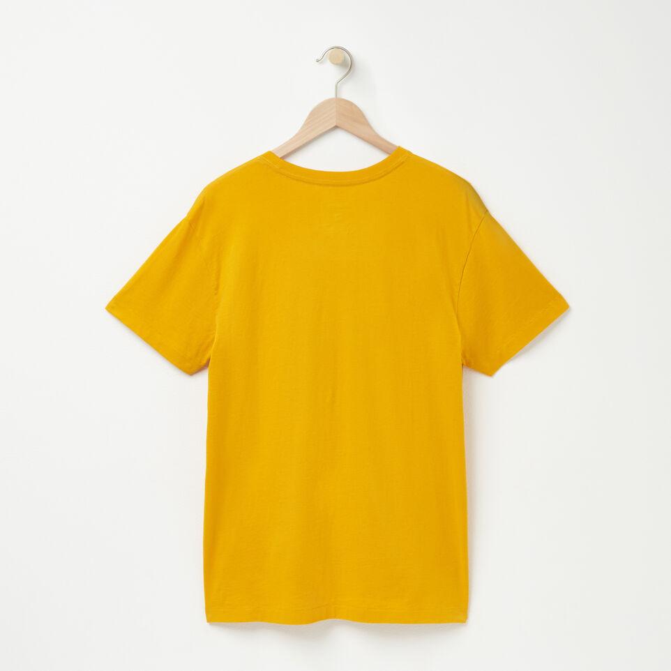 Roots-undefined-T-shirt Belmont Biologique-undefined-B