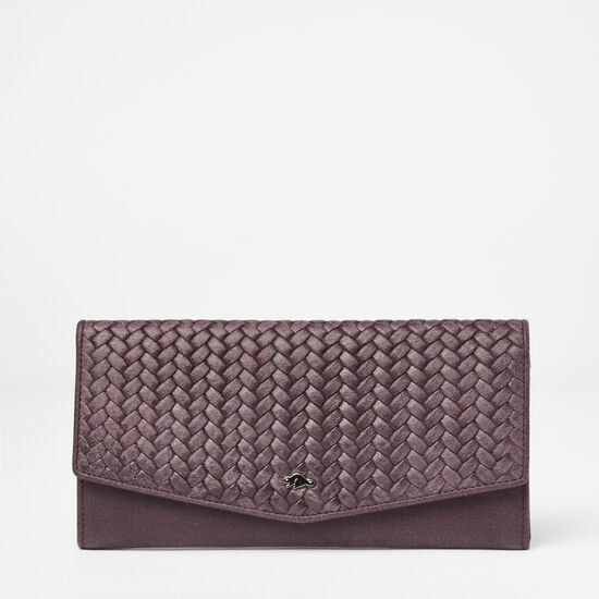 Roots - Envelope Wallet Woven