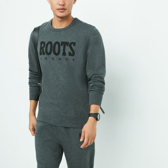 Roots - Retro Roots Crewneck