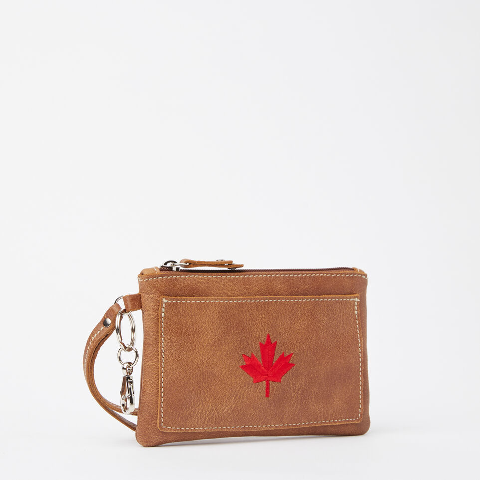 Roots-undefined-Feuille d'érable Pochette du Quotidien Tribe-undefined-A