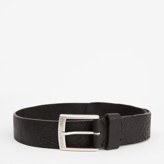 Roots-Men Belts-Mckay Belt-Black-A