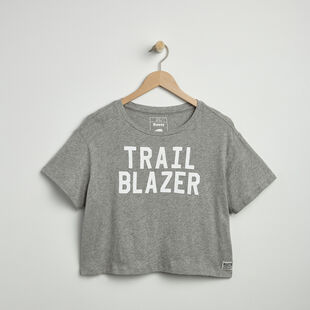 Roots - Trail Blazer Crop T-shirt