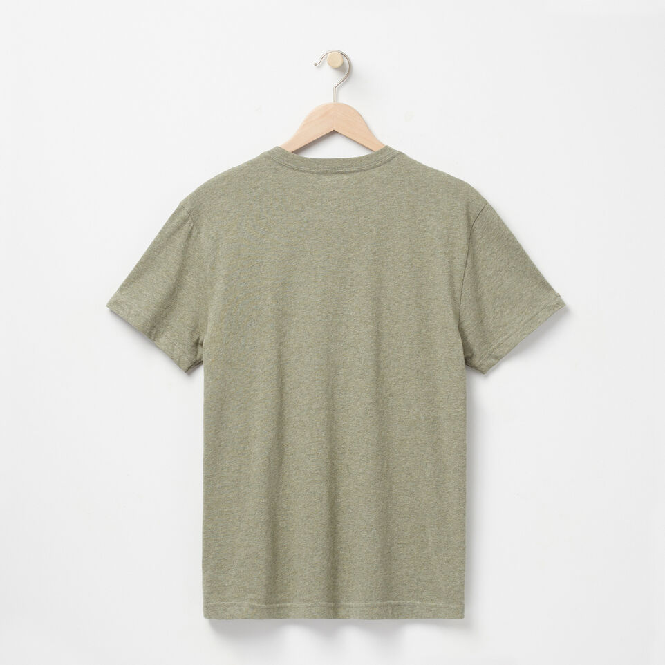 Roots-undefined-T-shirt Biologique Bluff-undefined-B