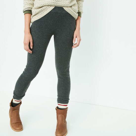 Roots - Legging Tricot Arctique