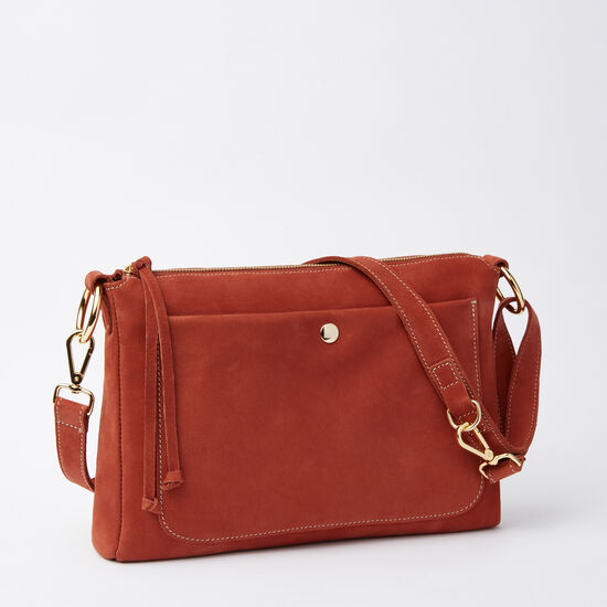 Roots - Sierra Bag Nubuck