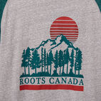 Roots-undefined-T-shirt Baseball Dorval-undefined-C
