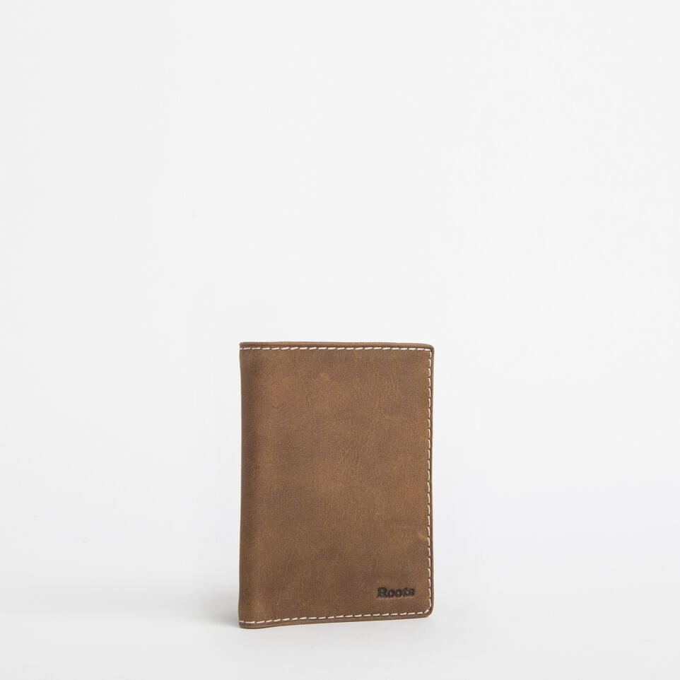 Roots-undefined-Porte-passeport Cuir Tribe-undefined-D