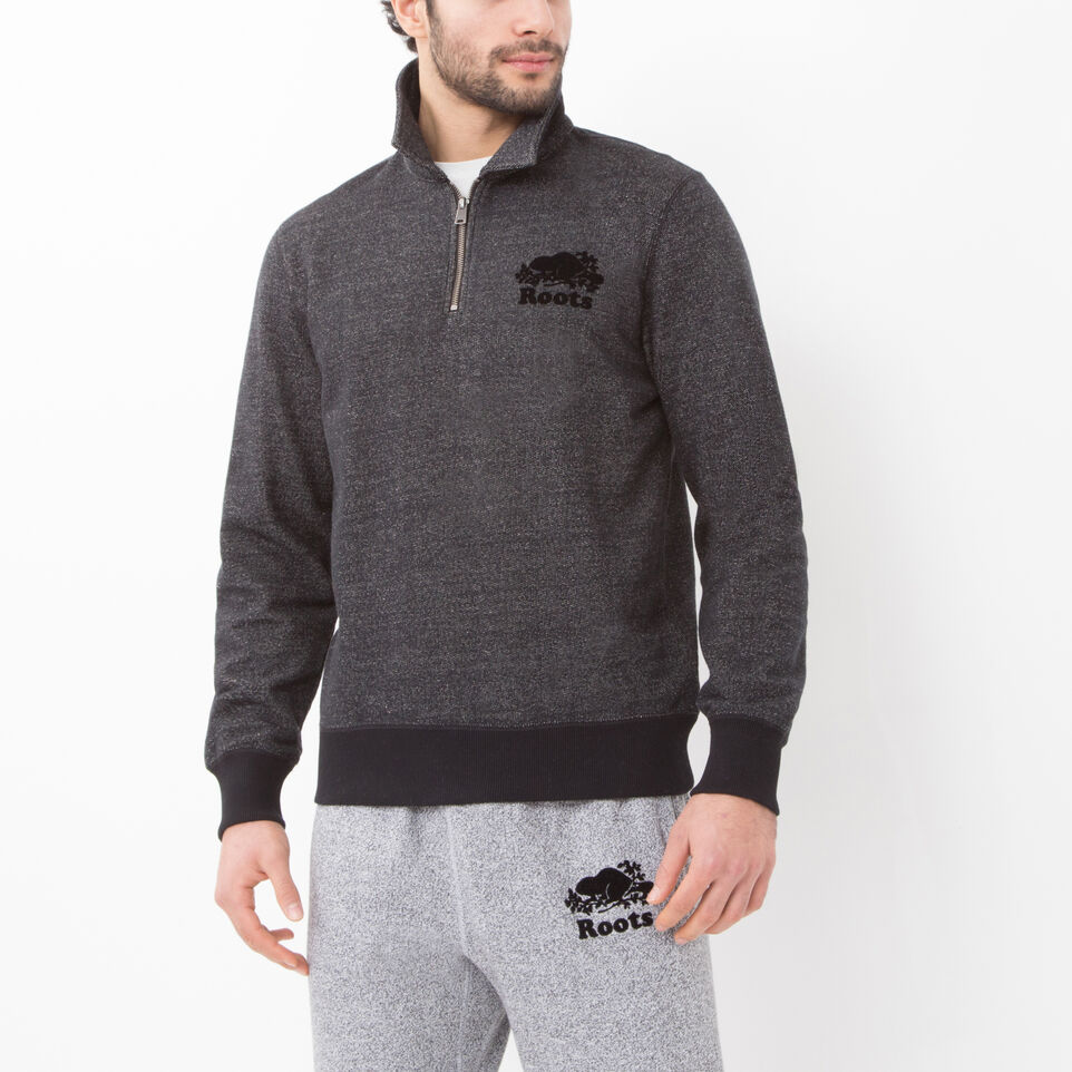 Roots-undefined-Polo Glissière Original Hommes-undefined-C