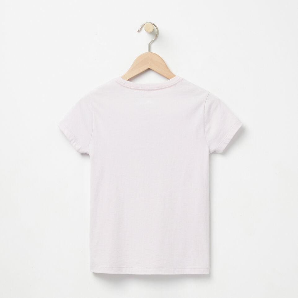 Roots-undefined-Filles T-shirt Côtier Feuille D'érable-undefined-B