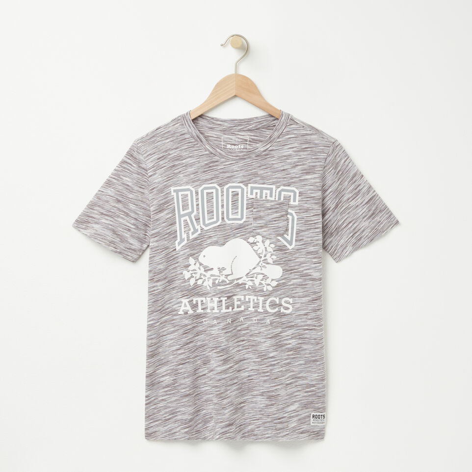 Roots-undefined-T-shirt Poche Molleton Rba-undefined-A