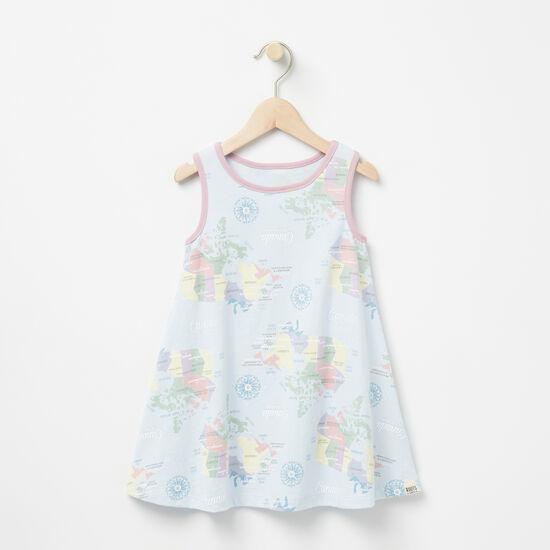 Toddler Coastal Tank Dress