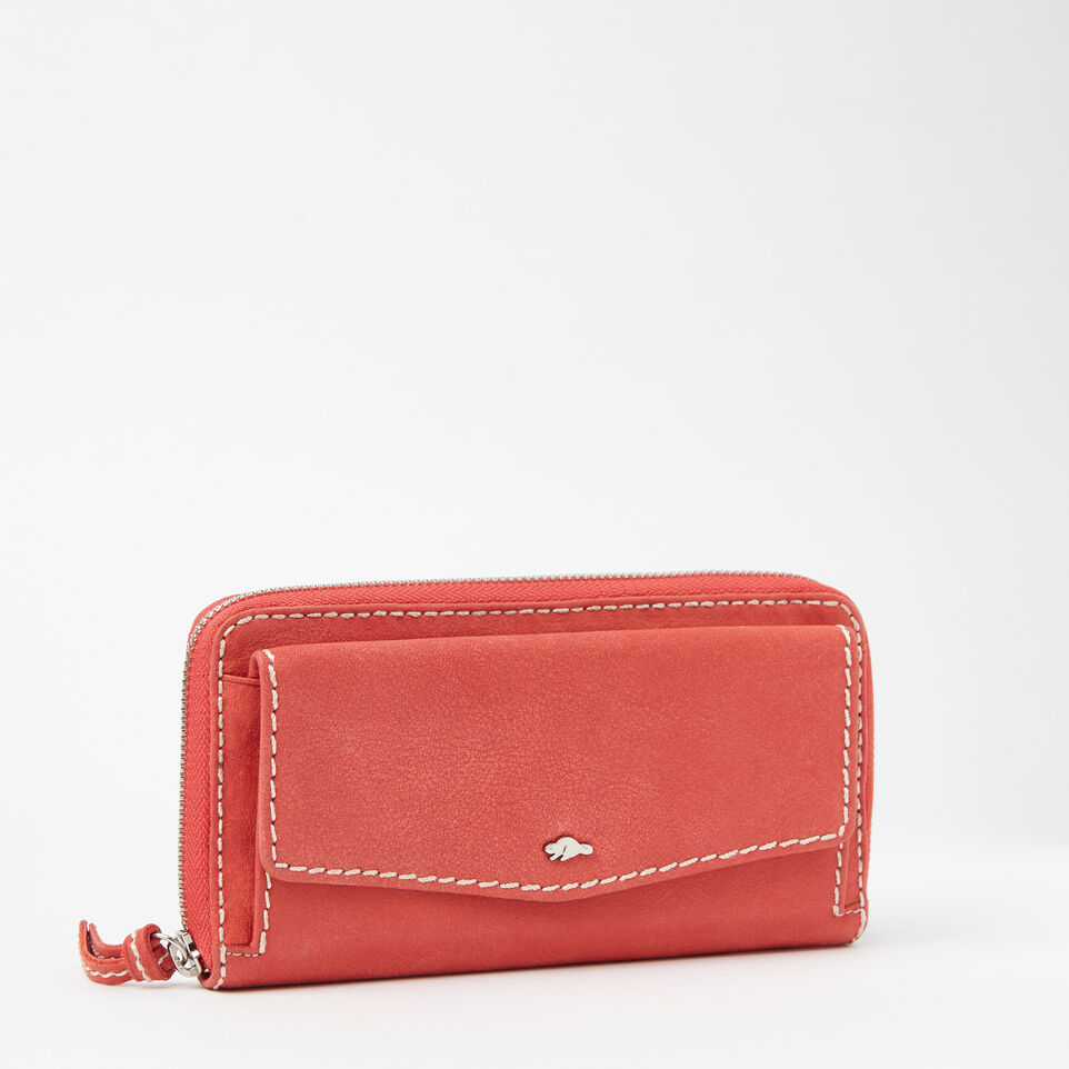 Roots-undefined-Eve Front Pocket Wallet Tribe-undefined-D