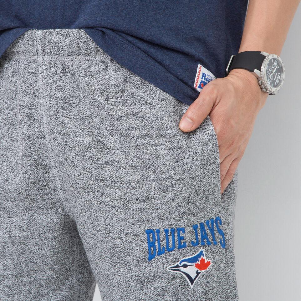 Roots-undefined-Pantalon en coton ouaté Blue JaysMC Stadium-undefined-D