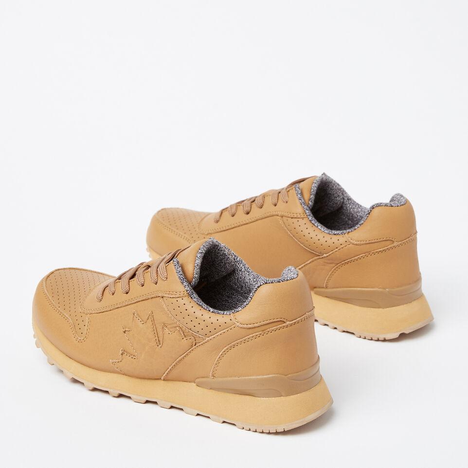 Roots-undefined-Chaussures de course Trans-Canadian en cuir pour femmes-undefined-C