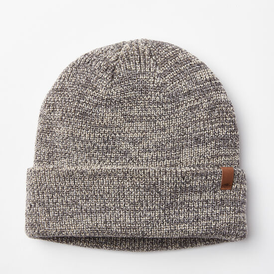 Roots-Men Hats-Hamilton Toque-Salt & Pepper-A