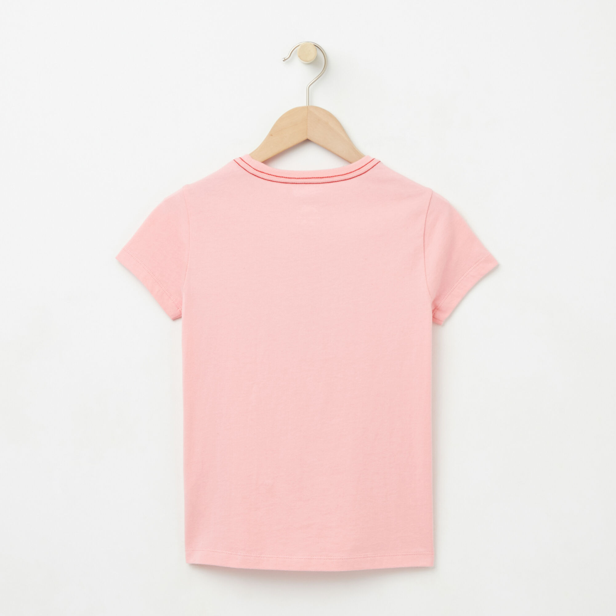 Filles T-shirt Cœur Canadien