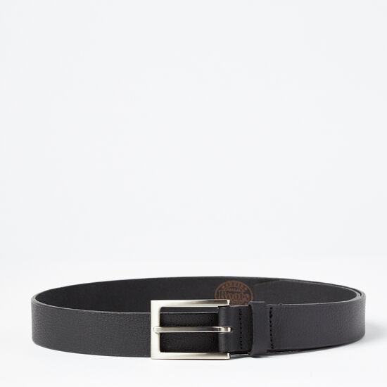 Roots-Men Belts-Thomas Belt-Black-A