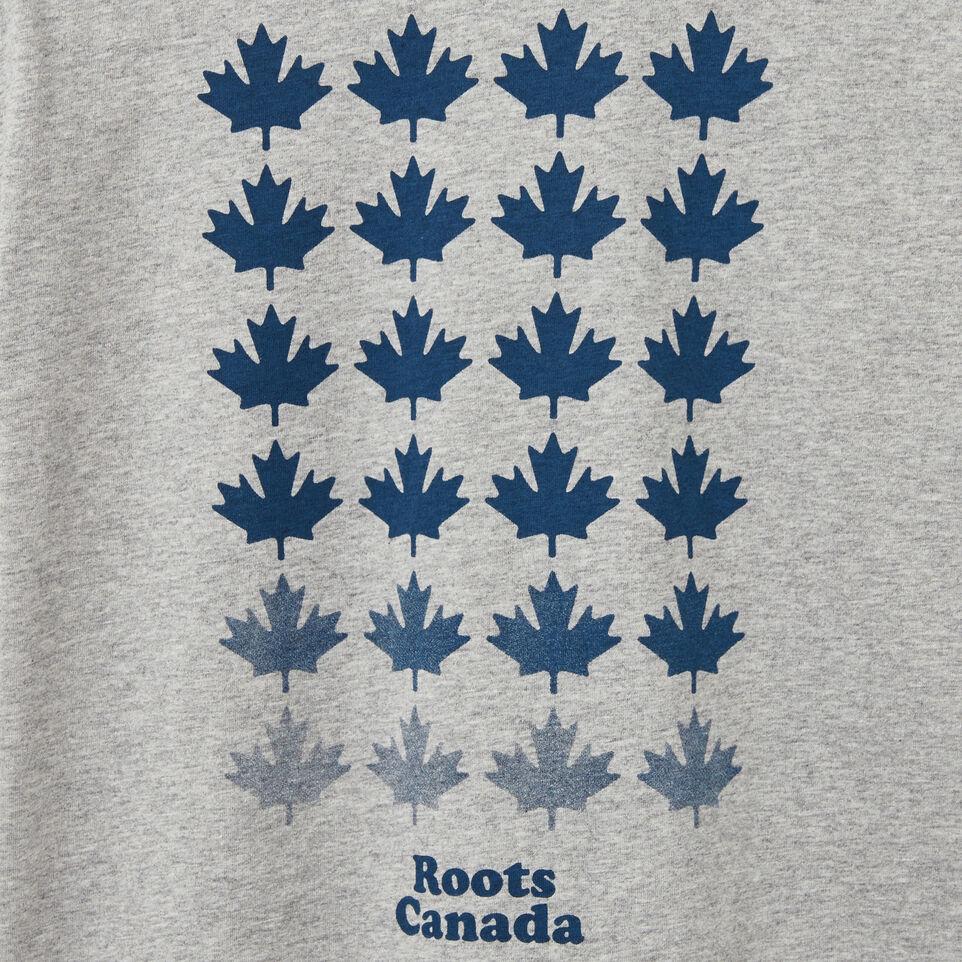 Roots-undefined-Garçons T-shirt Érable Multi-undefined-C