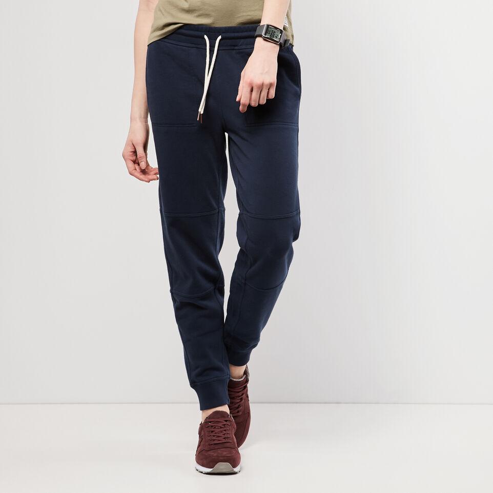 Roots-undefined-Pantalon Coton Ouaté Westport-undefined-A