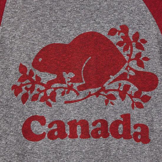 Mens Cooper Canada Long Sleeve T-shirt