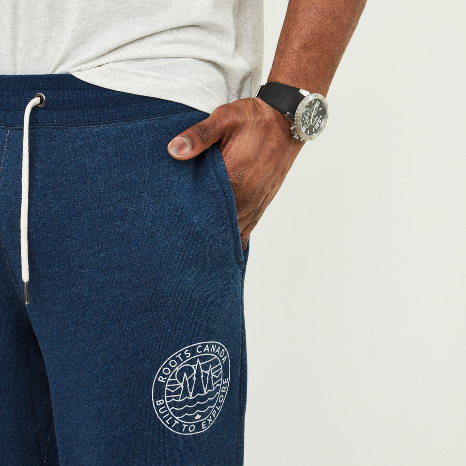 Roots-undefined-Pantlon Coton Ouaté True North-undefined-C